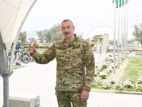 """Prezident İlham Əliyev : """" Böyük qayıdış başlayıb"""""""