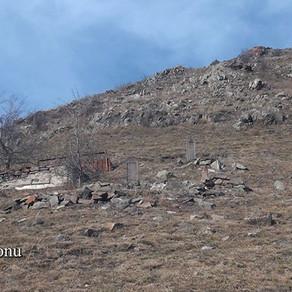 Müdafiə Nazirliyi Kəlbəcər rayonu Alolar kəndindən video görüntü paylaşıb