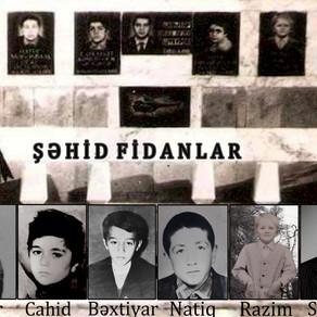 """""""Nizami"""" Kino Mərkəzində """"Şəhid Fidanlar"""" filminin nümayişi keçirildi."""
