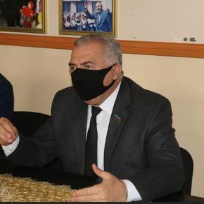 Kəlbəcərin deputatı seçiciləri ilə görüşdü, problemləri dinlədi