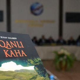 ''Qanlı Kaha'' kitabının təqdimatı baş tutub - FOTOLAR