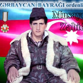 Veteranlar şəhid Zahid Musayevin anım gününə yığışdı - FOTOLAR