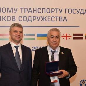 Cavid Qurbanov Moskvada medalla təltif olundu - FOTOLAR