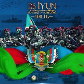 Azərbaycan Silahlı Qüvvələri: Keçilən 100 ilin ən güclü dövrü