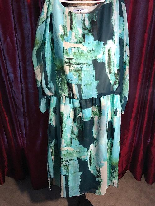New DKNY Dress