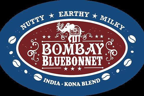 Bombay Bluebonnet (India/Kona Blend)