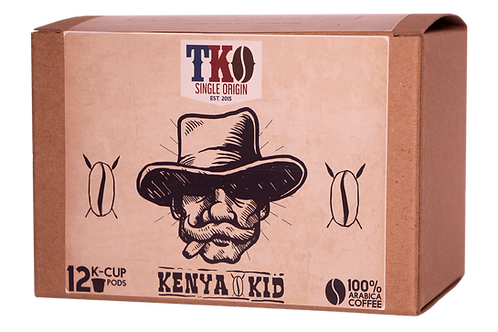 TK-Cups Kenya Kid - Single Origin