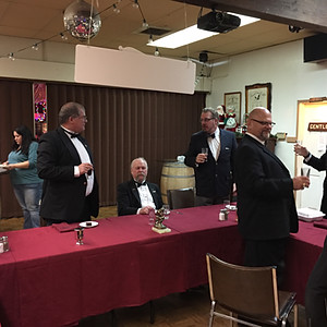 Installation of Officers 2016