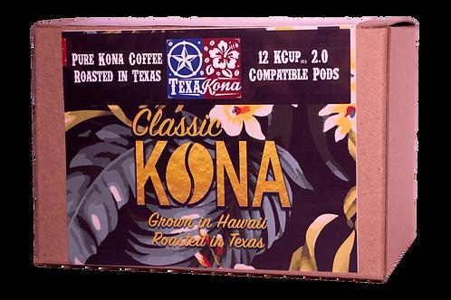 TK-Cups Classic Kona - 100% Kona Coffee