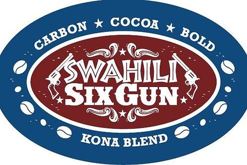 Swahili Six Gun (Kenya/Kona Blend)