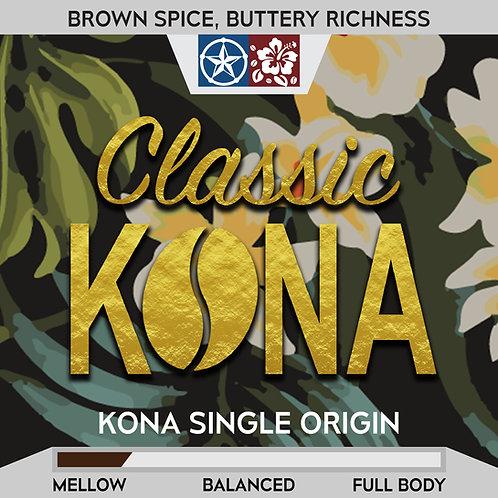 Classic Kona - 100% Kona Coffee