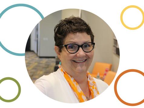 Deanna Berry, 2020 Recipient of the Kim Moore Visionary Leadership Award