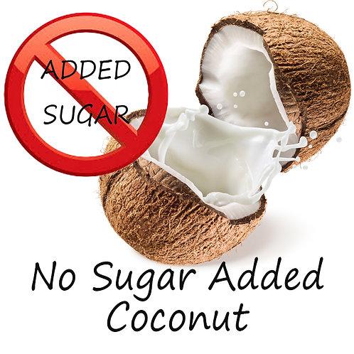No Sugar Added Coconut