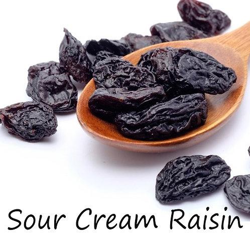 Sour Cream Raisin