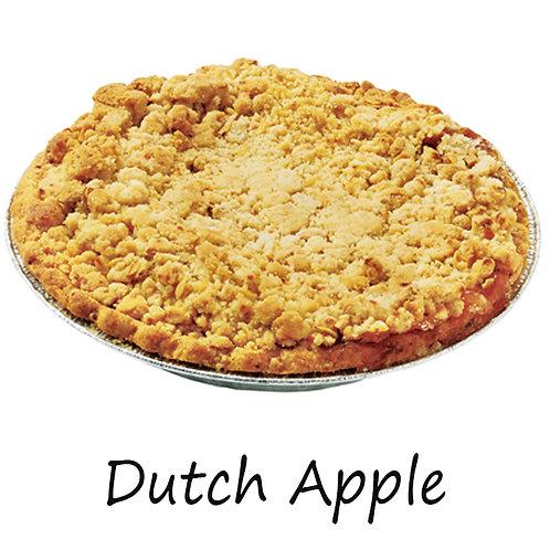 Dutch Apple (Crumb Top)