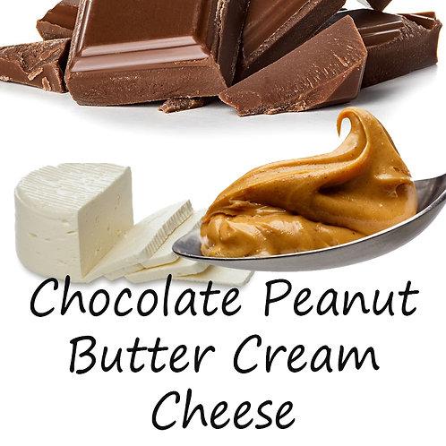 Chocolate Peanut Butter Cream Cheese