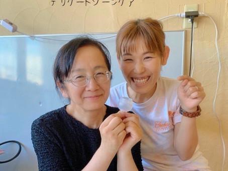 Umiのいえで三宅はつえ助産師さんの 「オトナ女子のためのデリケートゾーンケア講座」 に参加してきました。