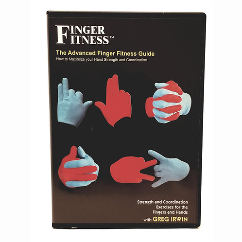 Video: The Advanced Finger Fitness Guide DVD