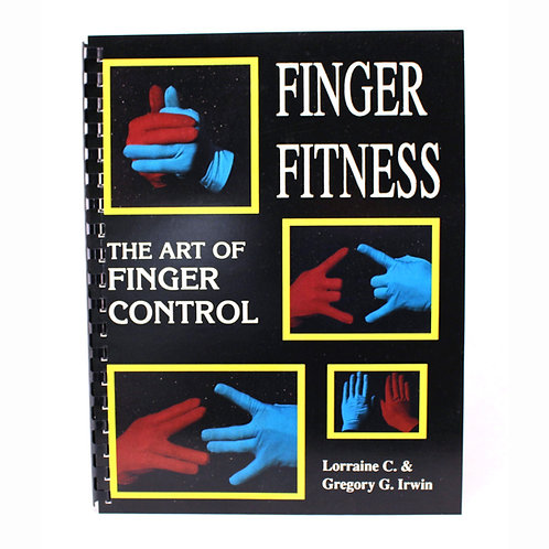 Book: Finger Fitness - The Art of Finger Control