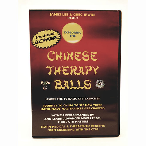 Video: Exploring the Chinese Therapy Balls DVD