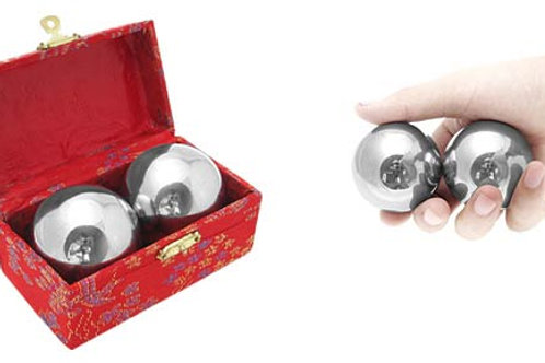 Chinese Therapy Balls – Solid