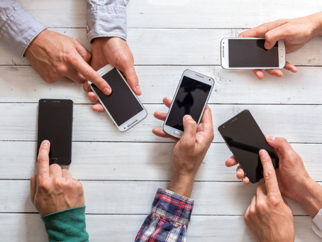 The boom of mobile Apps in the software industry.