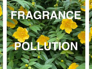 FRAGRANCE POLLUTION 『香害』って知ってる?