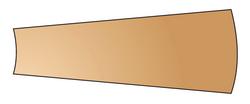 Custom Tread Shapes