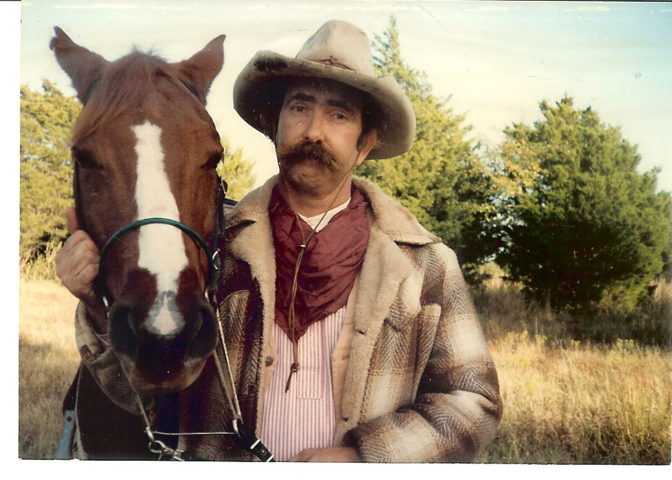 Steed n Topy/ Ned Blessing Western