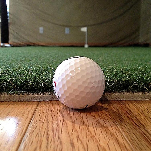 The Net Return brand Pro Turf Golf Mat