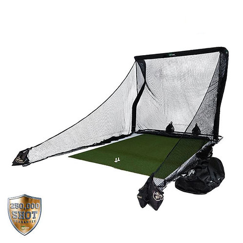 The Net Return Pro Series V2 Golf Net Package