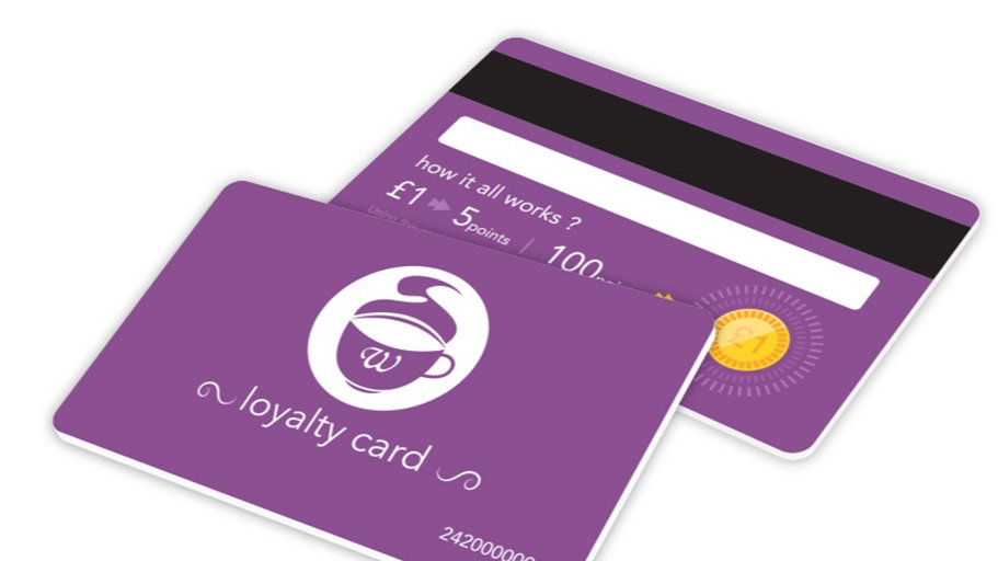 Willows Loyalty Card