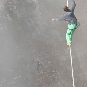 Stürzen und Lernkultur (Highline 2/3)
