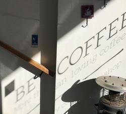 Esta saliendo el sol 🌞 ideal para compartir un cafecito..