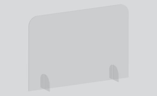 Virus Customer Barrier Covid-19