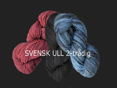 Svensk ull 2-trådig