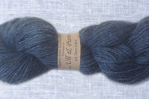 Gotlandsull jeansblå  98