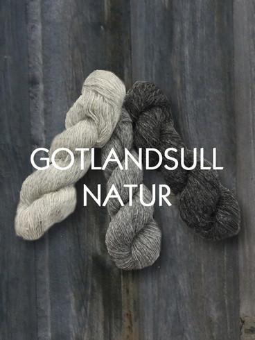 Gotlandsull natur
