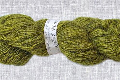 Gotlandsull gulgrön  90