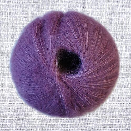 Mohair Viking Kid Silk  lila
