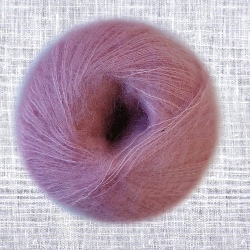 Mohair Viking Kid Silk 369 rosa