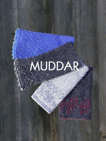 Materialsatser muddar