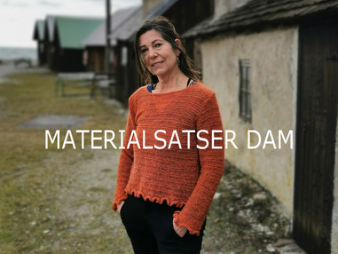 Materialsatser dam