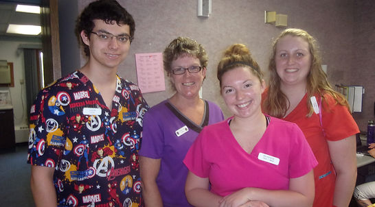 Ingelside Certified Nursing Assistants