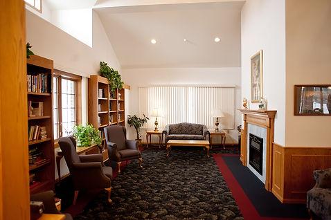 Inglewood Senior Living Great Room