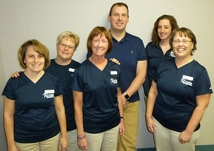 Ingleside Core Rehab Therapy Team