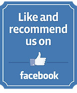 Like our Facebook page and review us online.