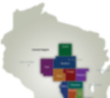 Plover, WI and surrounding counties
