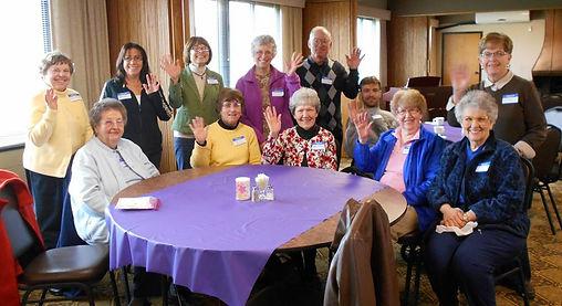 Ingleide Manor Volunteers