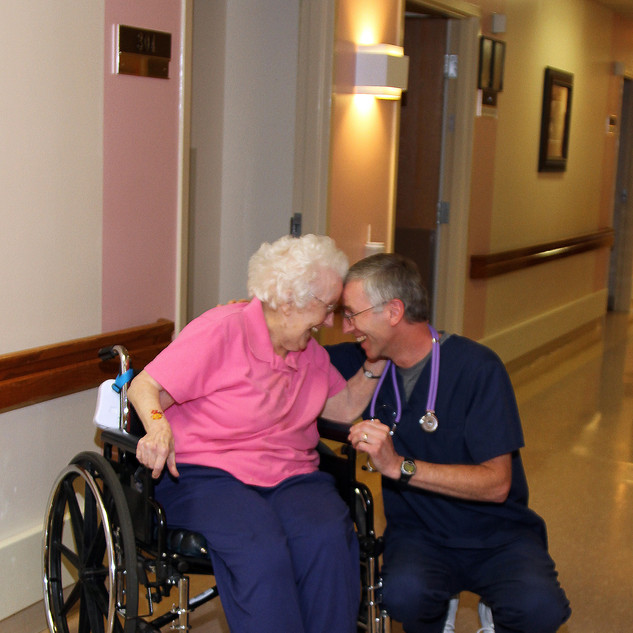 We love our residents!